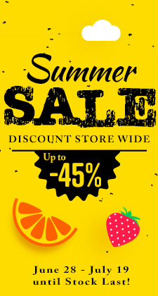 Fenix summer sale is here, discount store wide