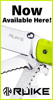 RUIKE outdoor and trekking knives available here