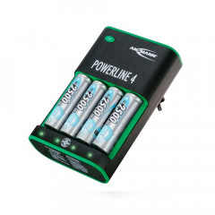 Charger MaxE PowerLine 4 ZeroWatt set