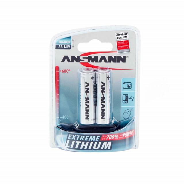 Battery Ansmann AA Lithium Extreme