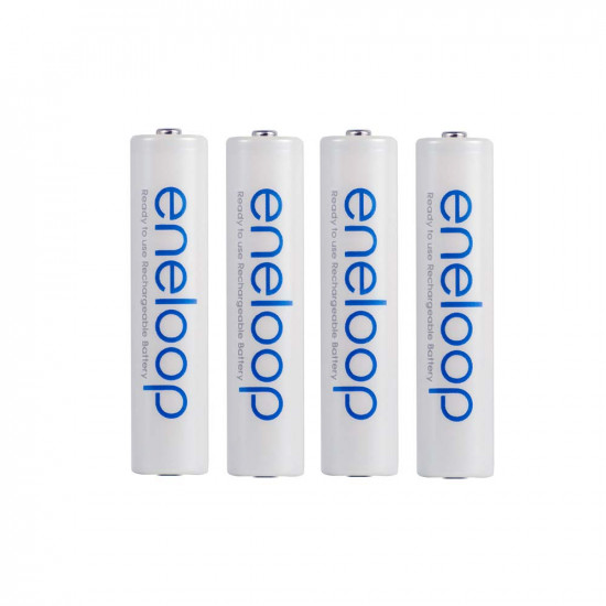 Battery eneloop AAA 750 mAh 4 Blister pack