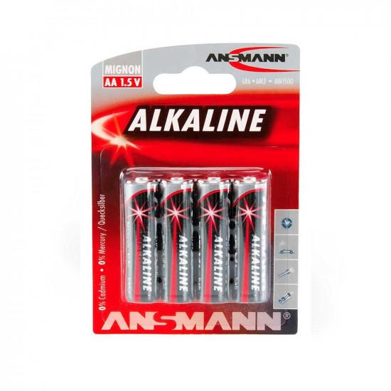 Battery Ansmann Red Alkaline AA