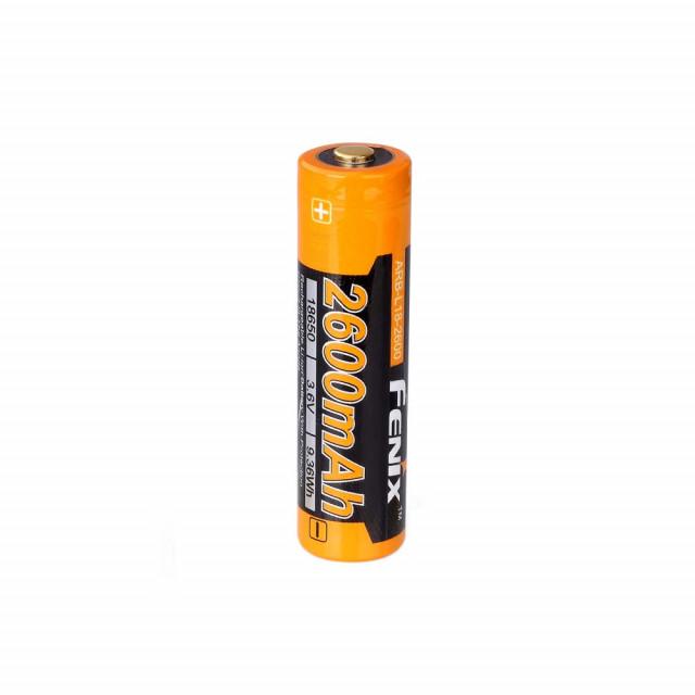 Battery Fenix ARB-L2 18650 2600 mAH Li-ion 3,7 V