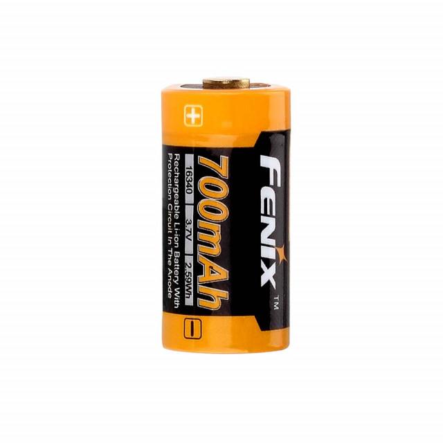 Rechargeable battery Fenix ARB-L16-700 16340