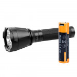 Fenix TK32 Multicolor Hunting Flashlight with USB battery