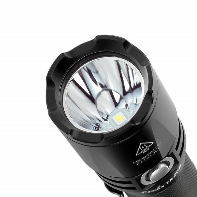 Fenix TK20R ladattava taskulamppu