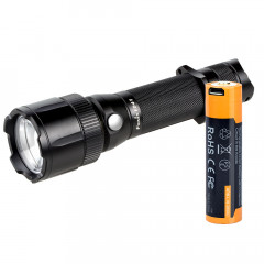 Fenix FD41 Rotary Focusing Tactical Flashlight