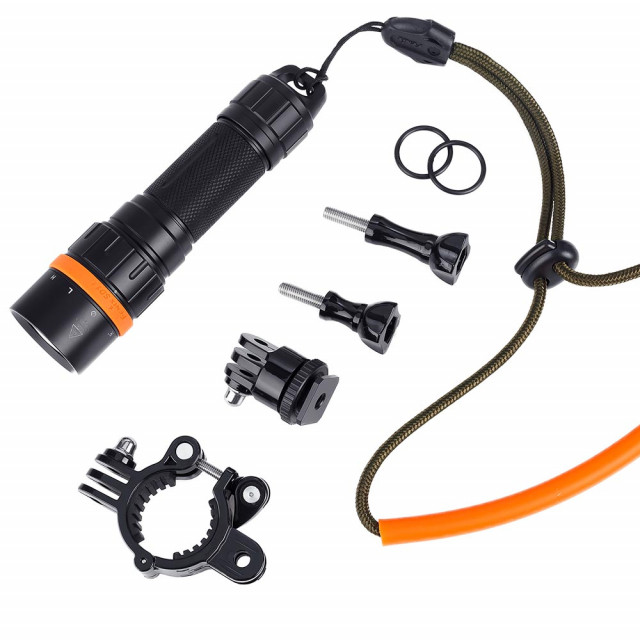 Fenix SD11 Diving and Photography Flashlight