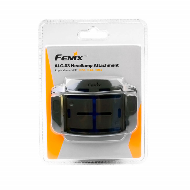 Headlamp attachment Fenix ALG-03 v2