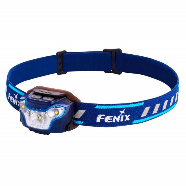 Fenix HL26R ladattava otsalamppu