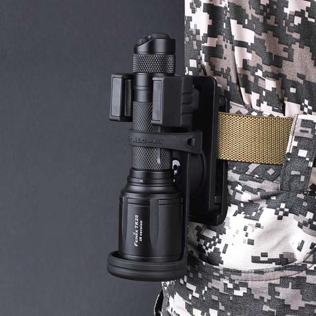 Taktinen valaisinkotelo ALC-01