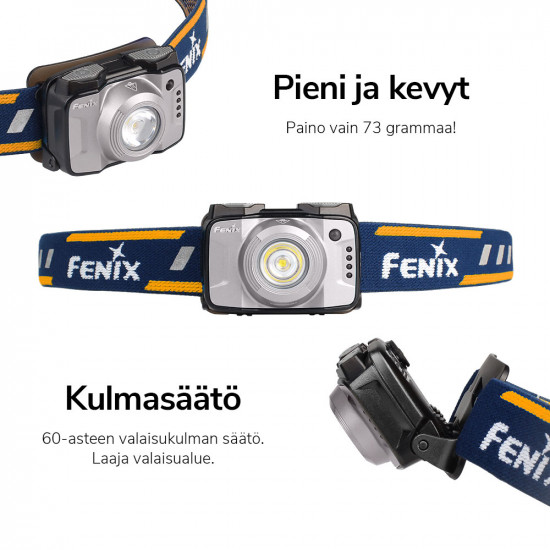 Fenix HL12R Rechargeable Headlamp