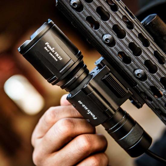 Fenix TK25 RED Hunting Flashlight