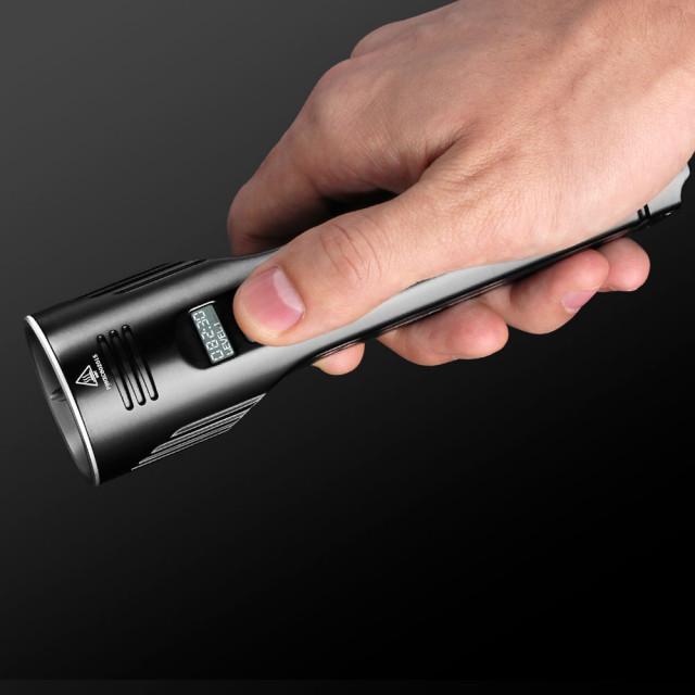 Fenix UC52 Super Bright Smart Rechargeable Flashlight
