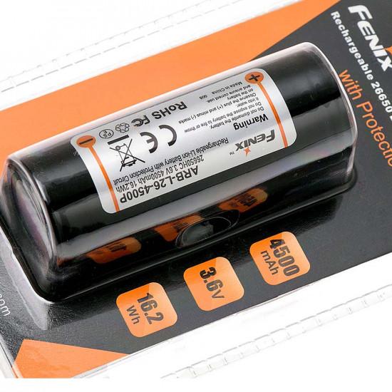 Battery Fenix ARB-L26-4500P (26650) Li-ion