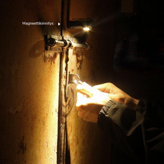 Fenix LD15R Right-Angled Flashlight