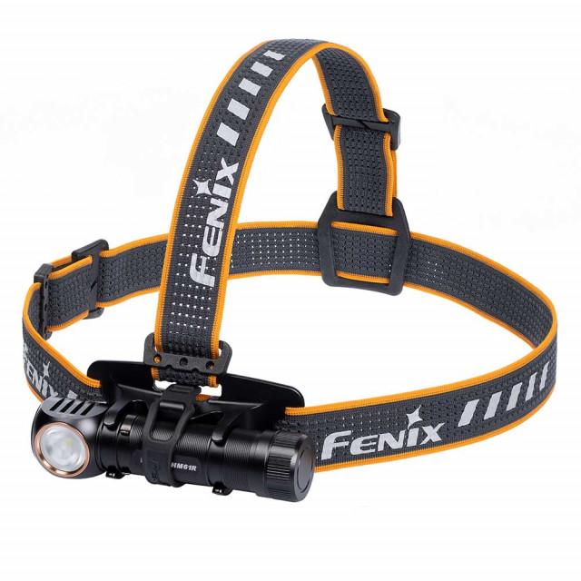 Fenix HM61R ALL BLACK Multi-use Headlamp