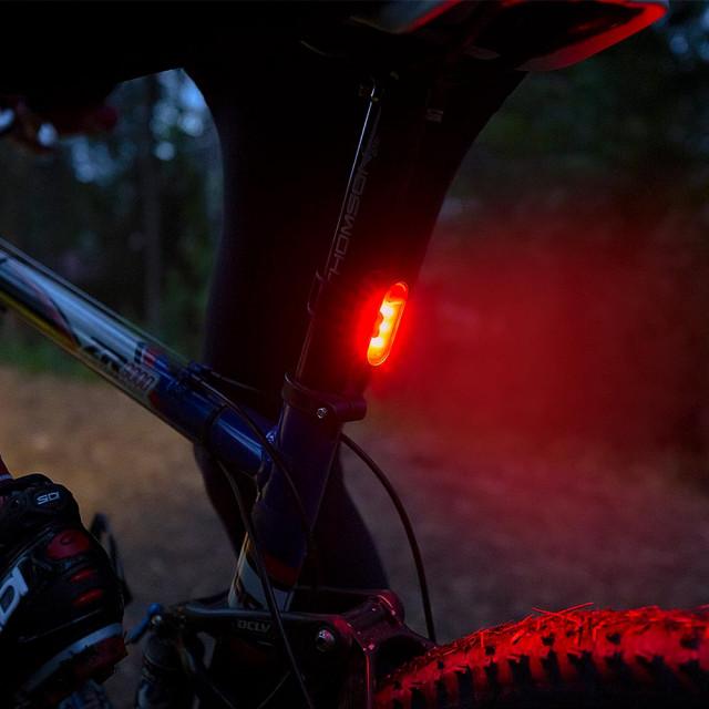 Fenix BC05R ladattava pyörän takavalo