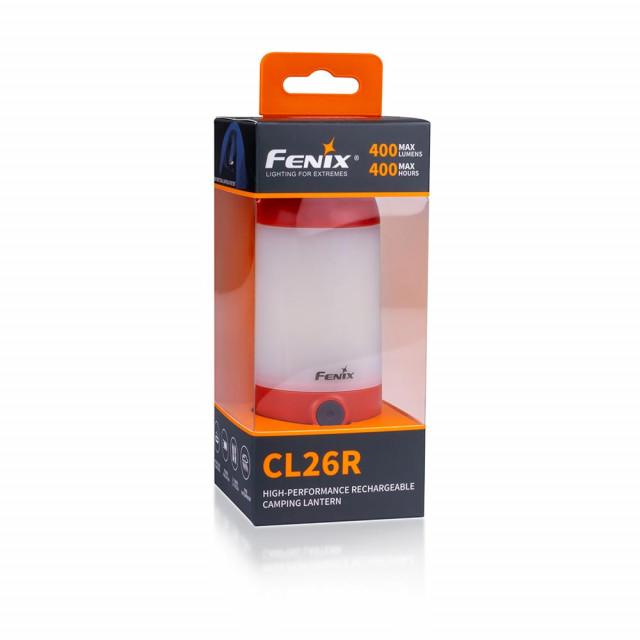 Fenix CL26R ladattava retkilyhty