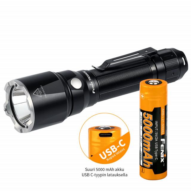 Fenix TK22UE STRIKER Tactical Flashlight
