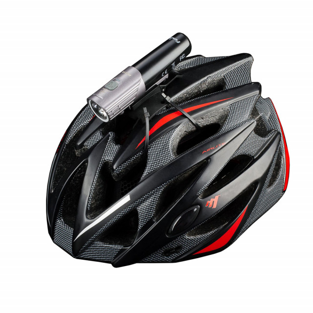 Bike Light Helmet Holder ALD-08