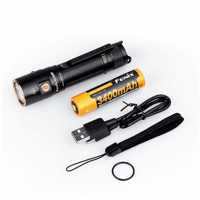 Fenix E28R Rechargeable Flashlight