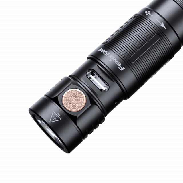 Taskulamppu Fenix E09R, 600 lm