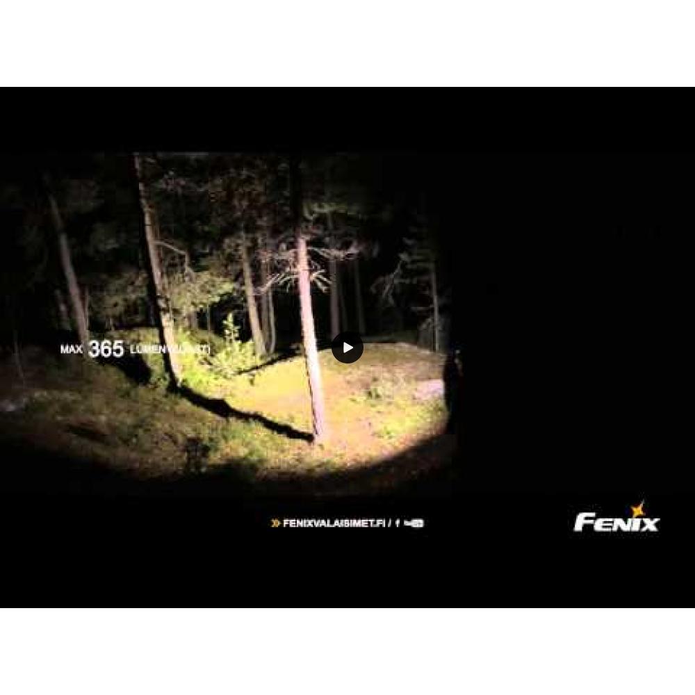 Fenix HL50 otsalamppu
